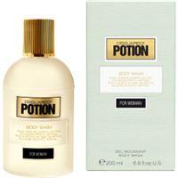 Dsquared potion for woman bath shower 200 ml