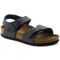 Birkenstock new york sandalo junior navy