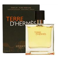 Hermes hermès terre d'hermès parfum 75ml