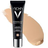 Vichy dermablend 3d fondotinta fluido coprente pelle grassa tonalità 25 - 30 ml