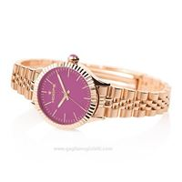 Hoops luxury gold 2560lga09 orologio donna quarzo solo tempo