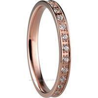 Bering anello interno 556-37-71 gioiello donna anello acciaio