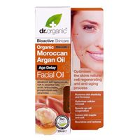 Dr. Organic facial oil olio viso 30ml