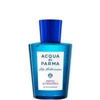 Acqua di parma blu mediterraneo mirto panarea bagno schiuma 200 ml