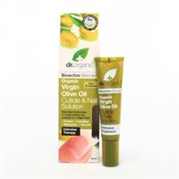 Dr. Organic virgin olive oil siero unghie e cuticole 15 ml