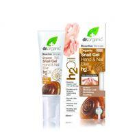 Dr. Organic snail gel bava di lumaca elisir mani e unghie 50 ml