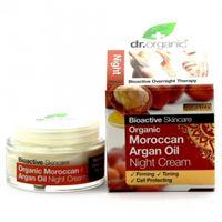 Dr. Organic moroccan argan oil crema viso notte 50 ml