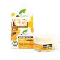 Dr. Organic royal jelly crema viso notte 50 ml