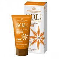 Ofi SpA Bottega di LungaVita solari sol leon crema solare viso spf 20 50 ml