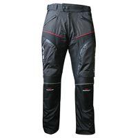 BEFAST pantaloni moto donna befast multiforce lady con air system 3 strati nero