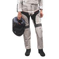 BEFAST pantaloni moto donna estivi befast sirio lady grigio