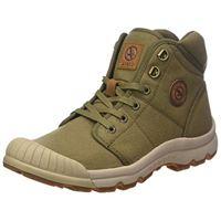 Aigle. Tenere light w - scarpe da camminata ed escursionismo donna, verde (kaki), 40