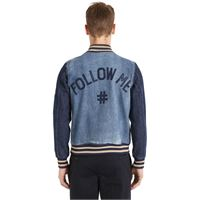PORTS 1961 bomber follow me in denim