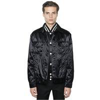 CALVIN KLEIN COLLECTION giacca in techno raso