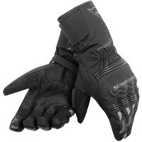 Dainese guanti moto invernali Dainese tempest d-dry lunghi neri
