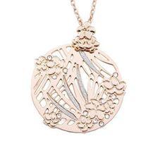 Boccadamo nature xgr182rs gioiello donna collana bronzo