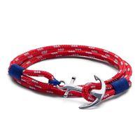 Tom hope arctic 3 tm0013 gioiello unisex bracciale corda