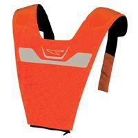 Macna gilet alta visibilità Macna vision vest n arancio fluo