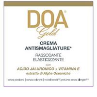 DOAFARM GROUP Srl doa gold crema a-smagl. 200ml