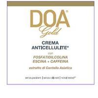 DOAFARM GROUP Srl doa gold crema a-cell. 200ml