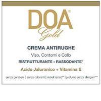 DOAFARM GROUP Srl doa gold crema a-rughe 50ml