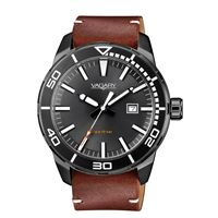 Vagary aqua39 ib8-011 ib8-046-60 orologio uomo quarzo solo tempo