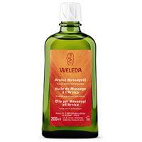 WELEDA ITALIA Srl weleda olio massaggi arnica 200ml