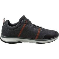 Skechers burst tr-locust, scarpe running uomo, grigio (charcoal/orange), 41 eu