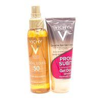 Vichy (l'oreal italia spa) vichy ideal soleil olio spf 50+