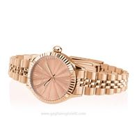 Hoops luxury gold 2560lg10 orologio donna quarzo solo tempo
