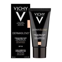 Vichy Trucco vichy make-up linea trucco dermablend fondotinta correttore fluido 30 ml 30