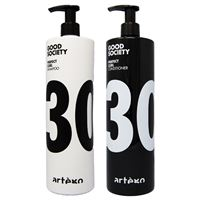 ARTEGO artègo good society perfect curl 30 kit shampoo + conditioner capelli ricci