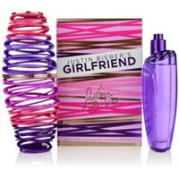Justin Bieber girlfriend eau de parfum da donna 100 ml