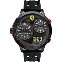 Scuderia Ferrari orologio multifunzione uomo Scuderia Ferrari xx kers; Fer0830318