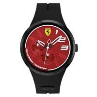 Scuderia Ferrari orologio multifunzione uomo Scuderia Ferrari fxx; Fer0830473