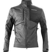 Acerbis giacca moto off road Acerbis enduro one nero grigio