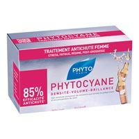 PHYTO (ALES GROUPE ITALIA SPA) phyto phytocyane trattamento anticaduta donna confezione 12 fiale 7, 5 ml