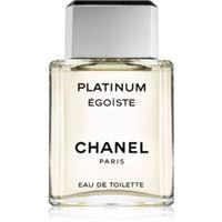 Chanel égoïste platinum eau de toilette per uomo 100 ml