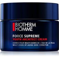 Biotherm homme force supreme crema giorno rimodellante per la rigenerazione della pelle 50 ml