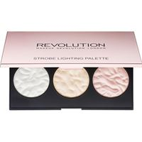 Makeup Revolution strobe lighting palette di illuminanti 11, 5 g