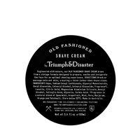 Triumph&disaster triumph&disaster - old fashioned shave cream jar