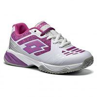 Lotto stratospere iv jr l wht/pnk mag scarpa tennis