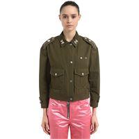 COACH giacca in cotone