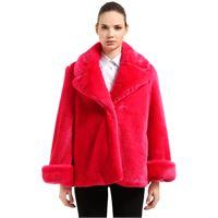 VIVETTA giacca in eco pelliccia