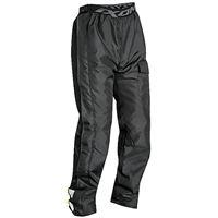 Ixon pantaloni antipioggia Ixon sentinel nero giallo
