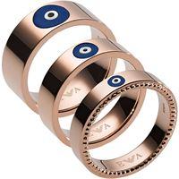 Emporio Armani anello donna gioielli Emporio Armani; Egs2528221510