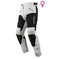 BEFAST pantaloni moto donna estivi befast new. Sun evo lady grigio