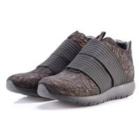 ANDIA FORA scarpe donna scarpe basse nero andiafora