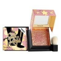 BENEFIT COSMETICS mini gold rush - blush rosa dorato