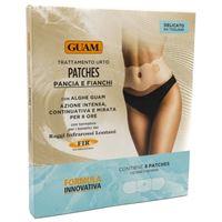 LACOTE Srl guam patches trattamento urto pancia e fianchi 8 pezzi